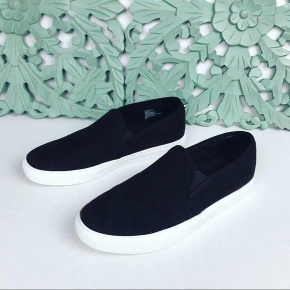 a7d577f1d52 NWOB Steve Madden Zelia Slip On Shoes Sz 8.5 Black